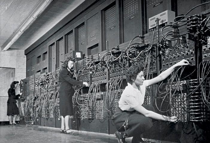 History of Women in Tech
