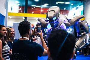 CV Clinics, VR Cycling, Mobile Massages and Other Unmissable Features at Women of Silicon Roundabout 2019