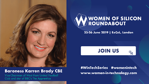 Speaker Announcement: Baroness Karren Brady of Knightsbridge CBE, Vice Chairman of West Ham United Football Club and Star of BBC's The Apprentice