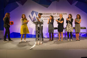 Women of Silicon Roundabout Shortlisted as a Finalist in the Conference Awards