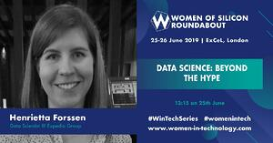 Speaker Spotlight: Q&A with Henrietta Forssen, Data Scientist @ Expedia Group