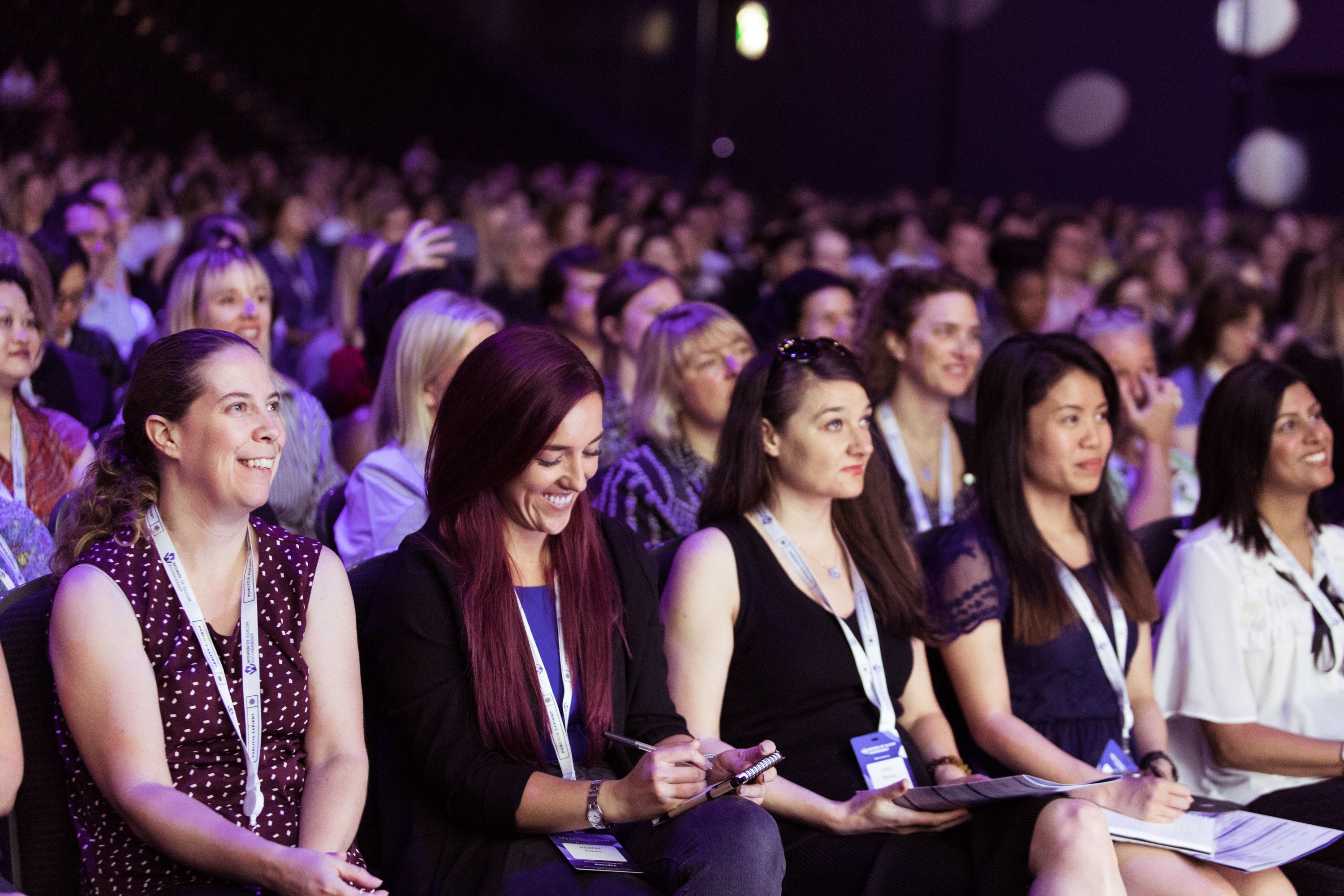 Women of Silicon Roundabout 2019 Attendees