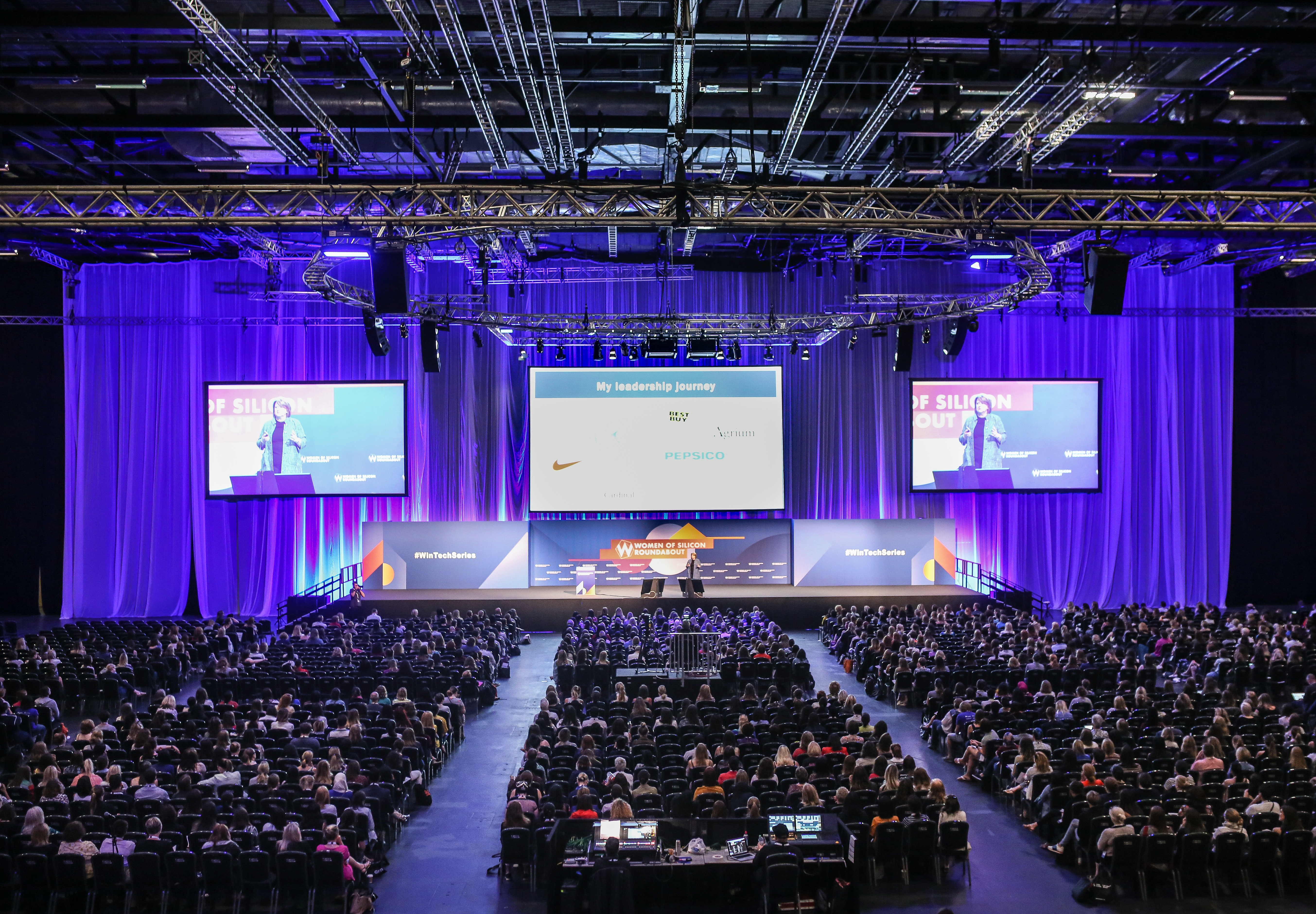 Women of Silicon Roundabout 2019 Note from the Producer