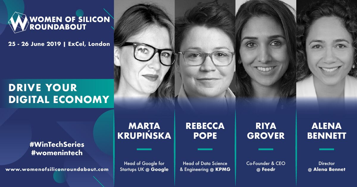 Women of Silicon Roundabout 4 Previews Large