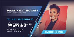 New Speaker: Dame Kelly Holmes