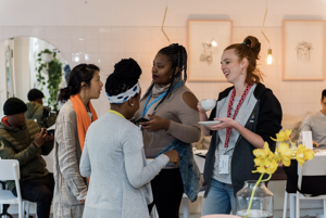Connect with Google at Women of Silicon Roundabout 2019