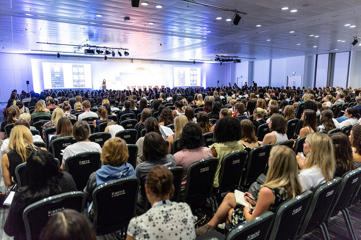 Women of Silicon Roundabout Conference 2019