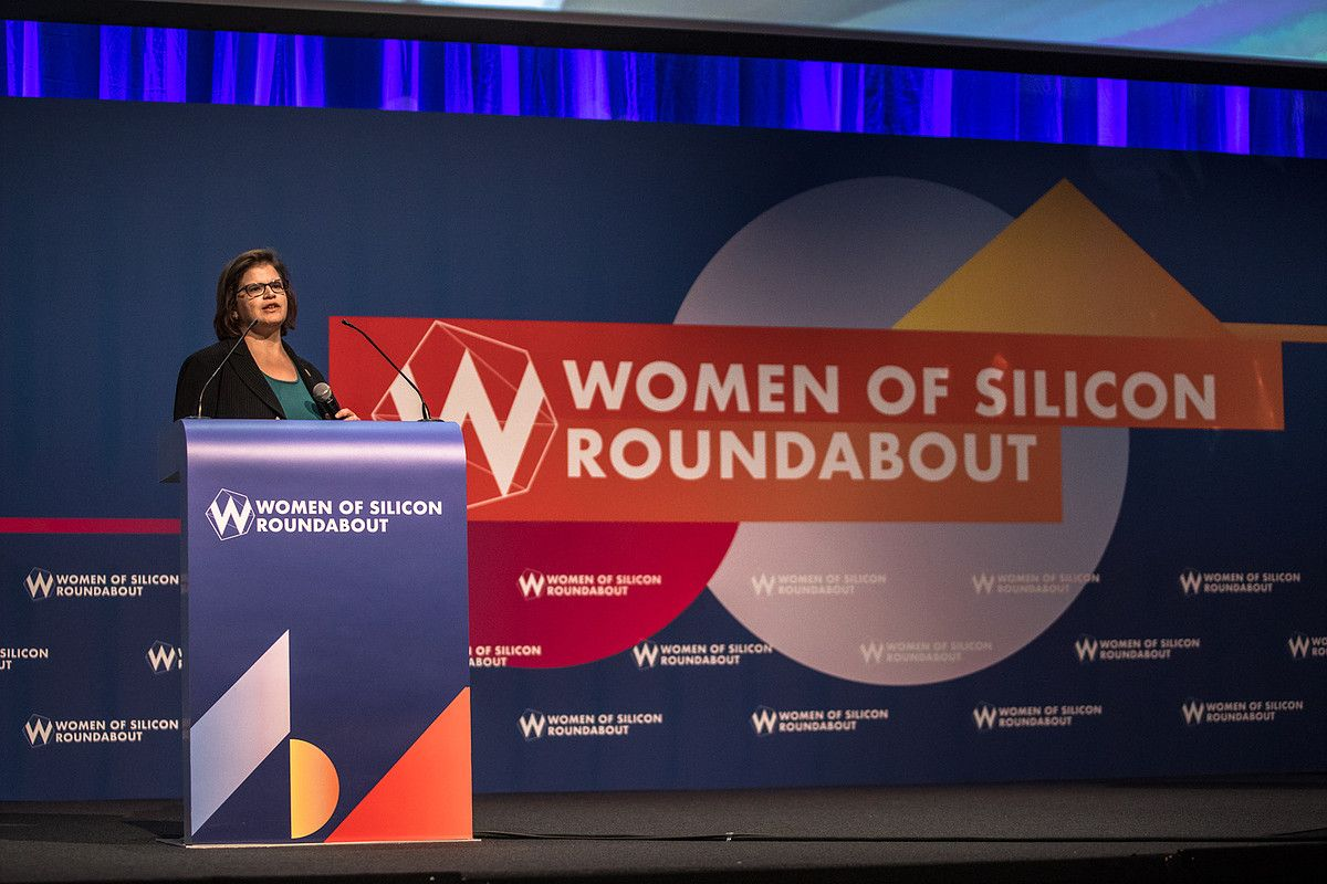 4c111479a6 Women of Silicon Roundabout Conference 2019